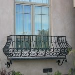 custom wrought iron railing