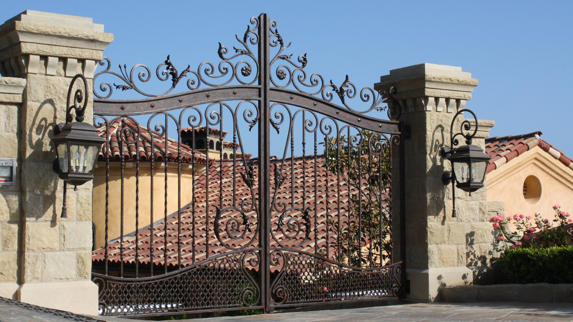 Custom Wrought Iron Designs In Beverly