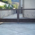 wrought iron gate image 4